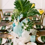 tropical-leaves-and-sea-glass-wedding-shoot-38-600x905
